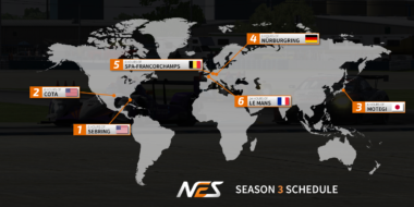 Team RSO NEO Endurance Series