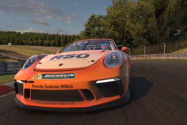 Porsche Zentrum Willich wird Partner von Rennsport Online