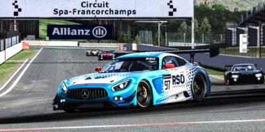 RSO NEO Endurance Series Spa