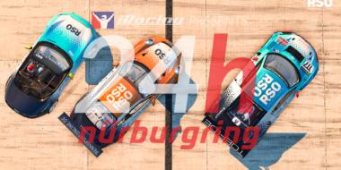 RSO Team iRacing Nürburgring 24h