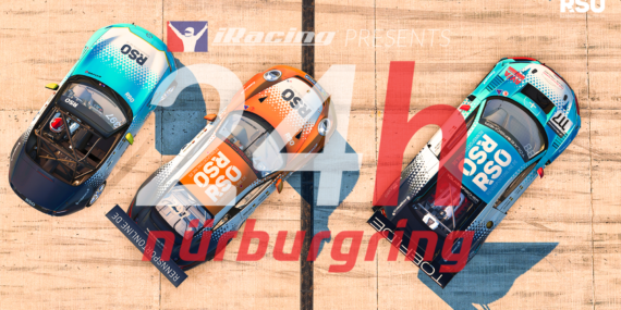 RSO Team iRacing Nürburgring 24h