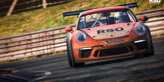 RSO Porsche iRacing Nürburgring 24h