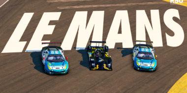RSO iRacing 24h du Mans 2017