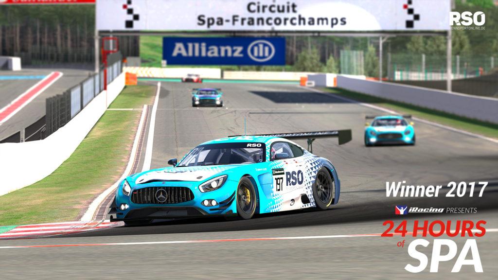 RSO AMG GT3 iRacing
