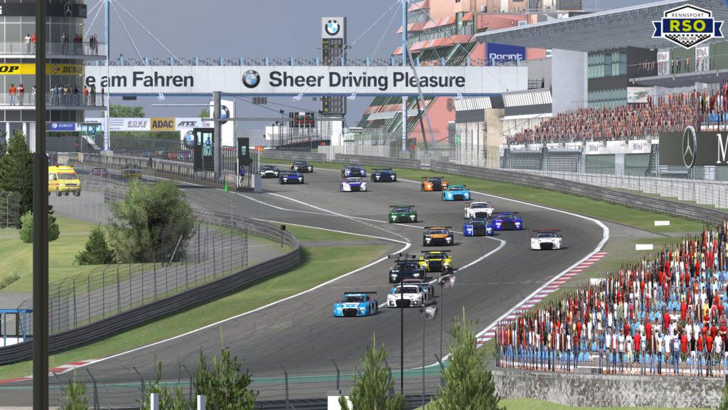 iRacing 2016 24h Nürburgring 1
