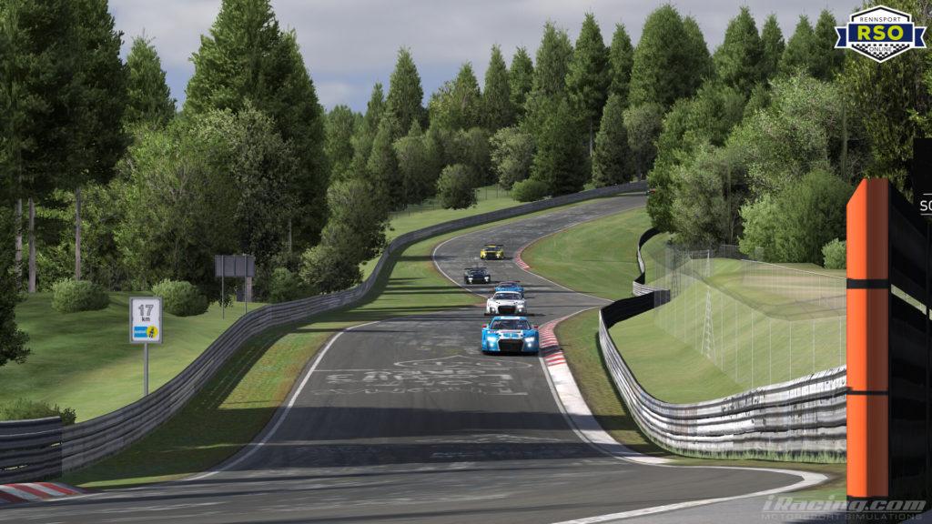 iRacing 2016 24h Nürburgring 13