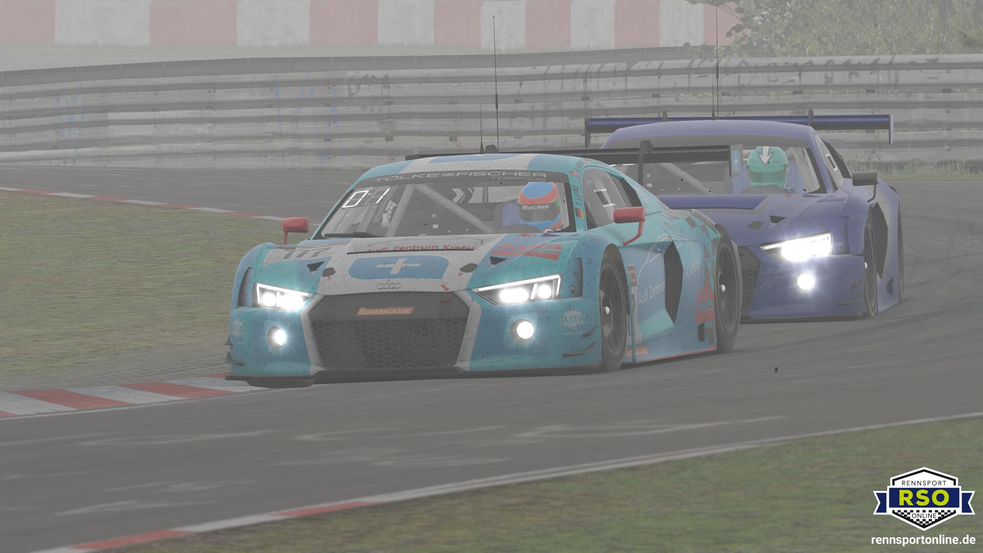 RSO SRD vVLN Nürburgring