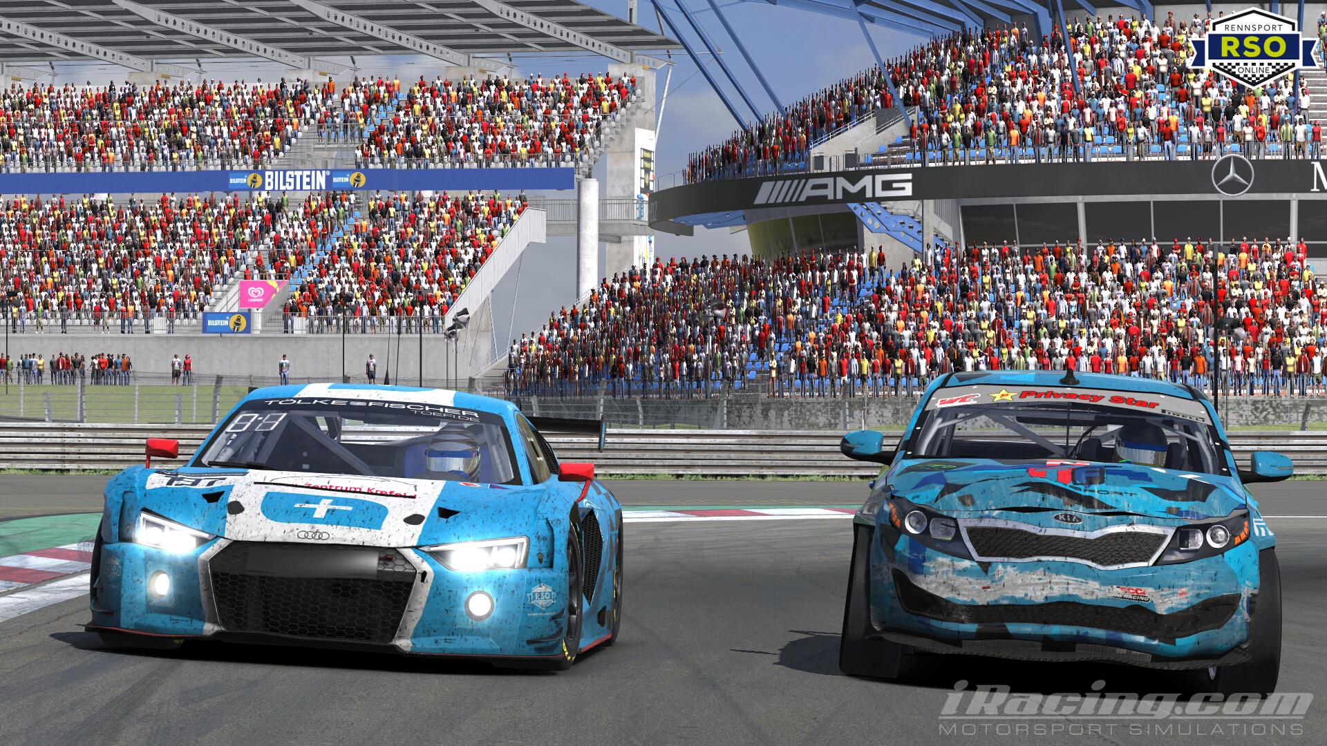 RSO 24h Nürburgring iRacing