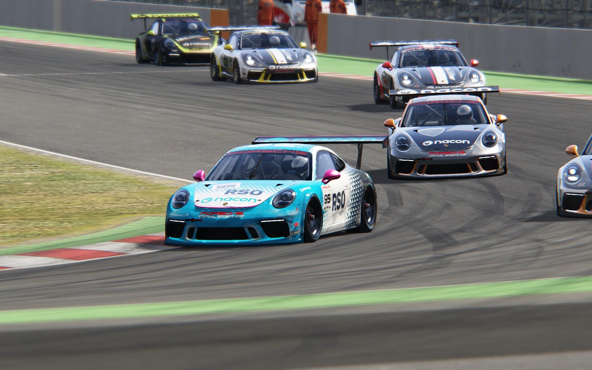 RSO Virtual Sports Cup Porsche