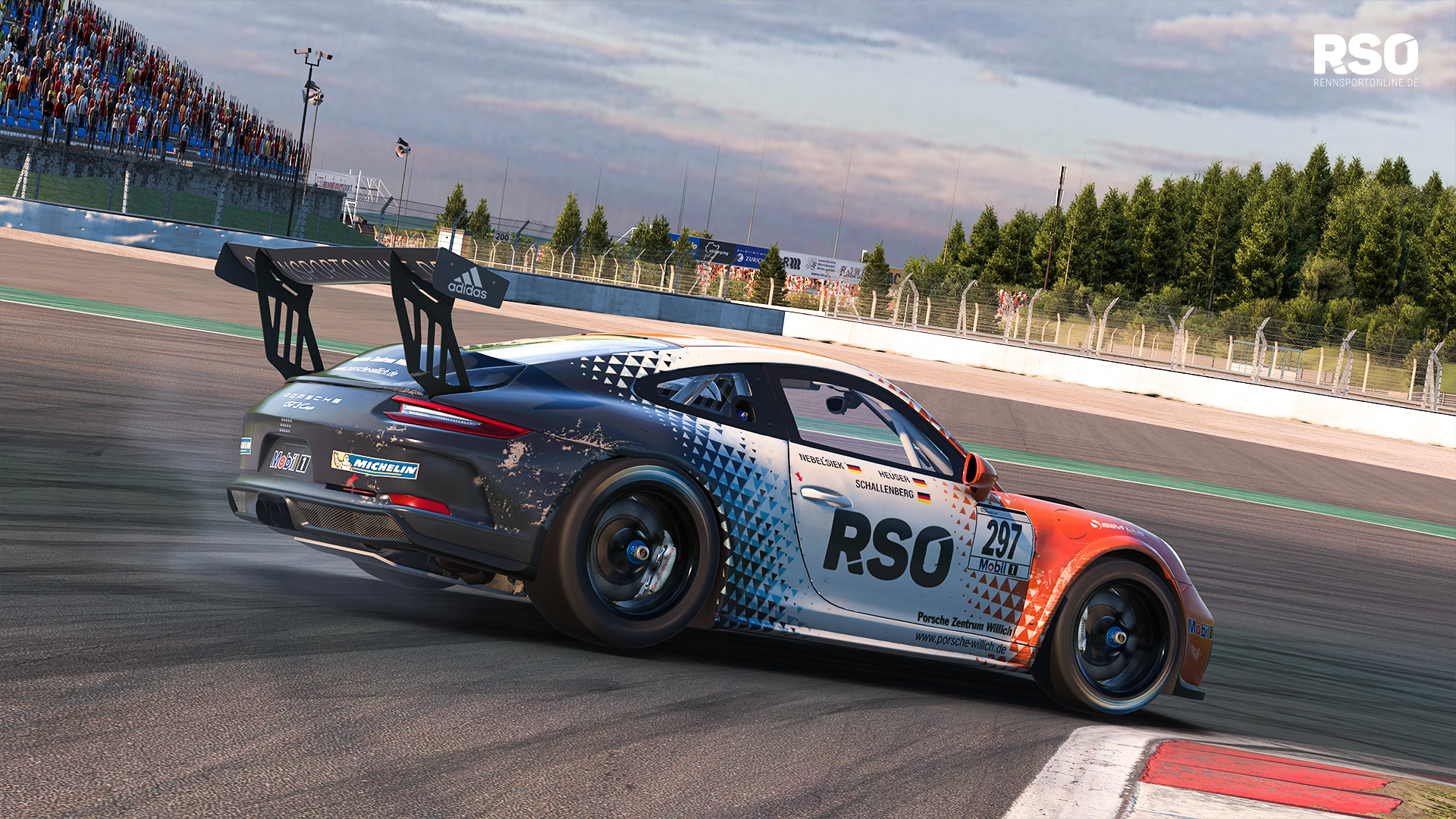 RSO Porsche Cup