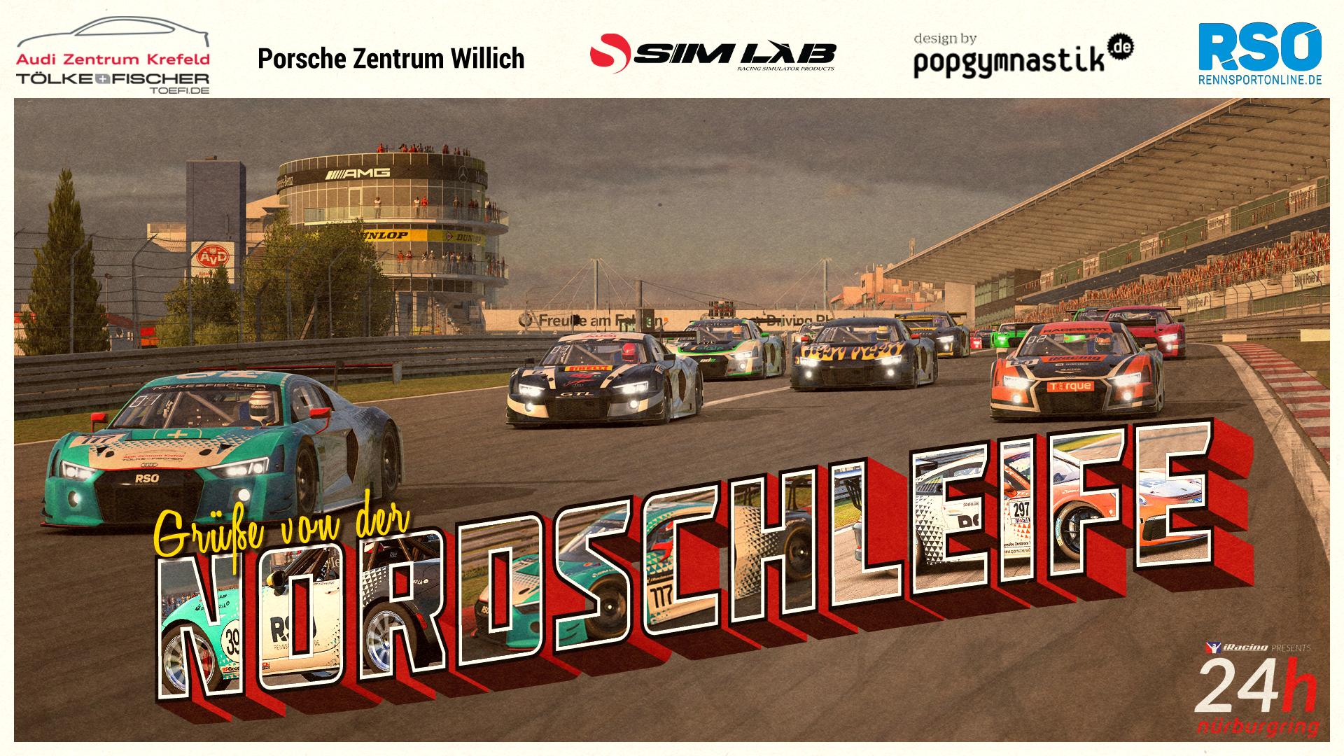 RSO iRacing Nürburgring 24h