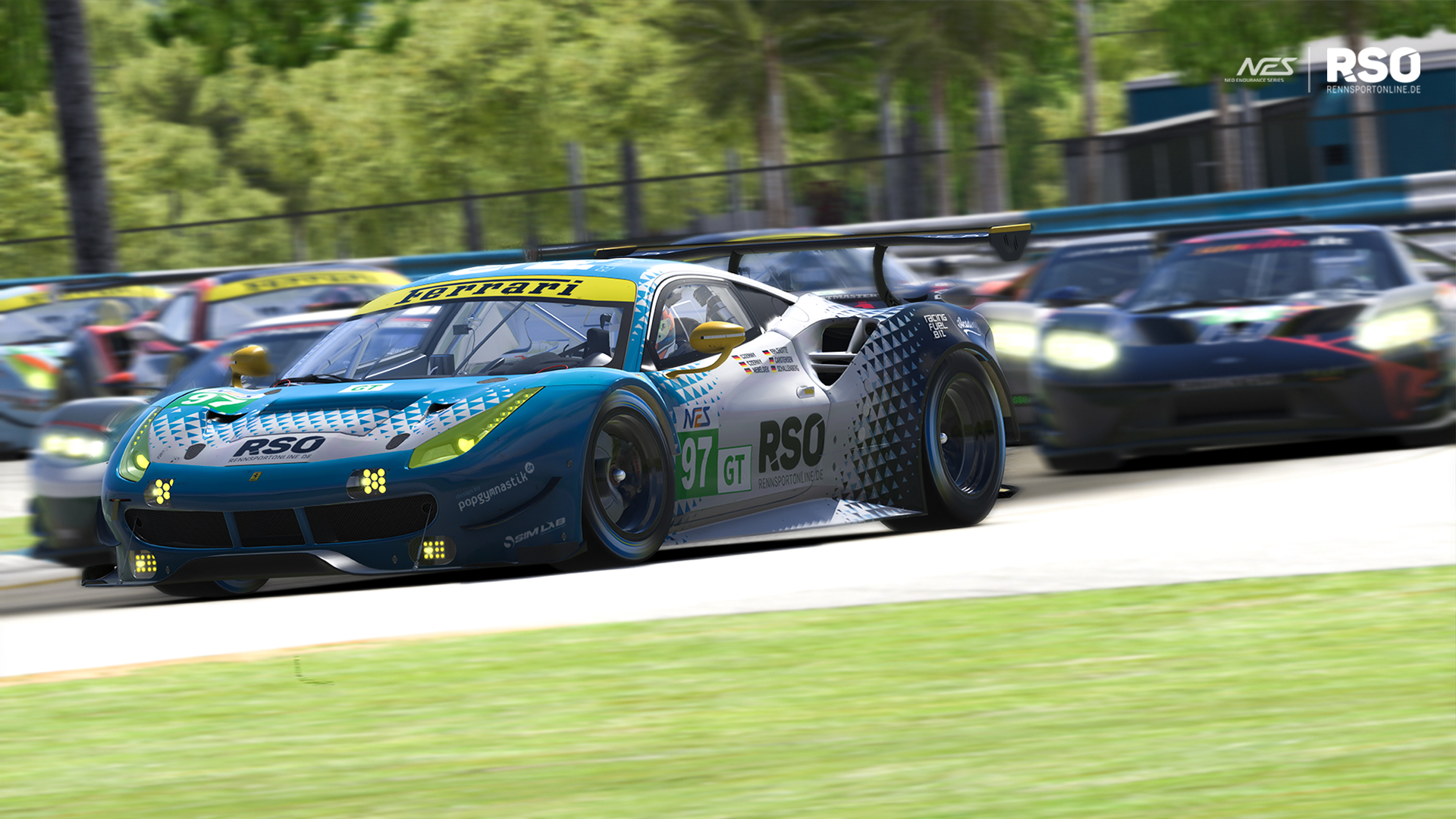 NEO Ferrari RSO