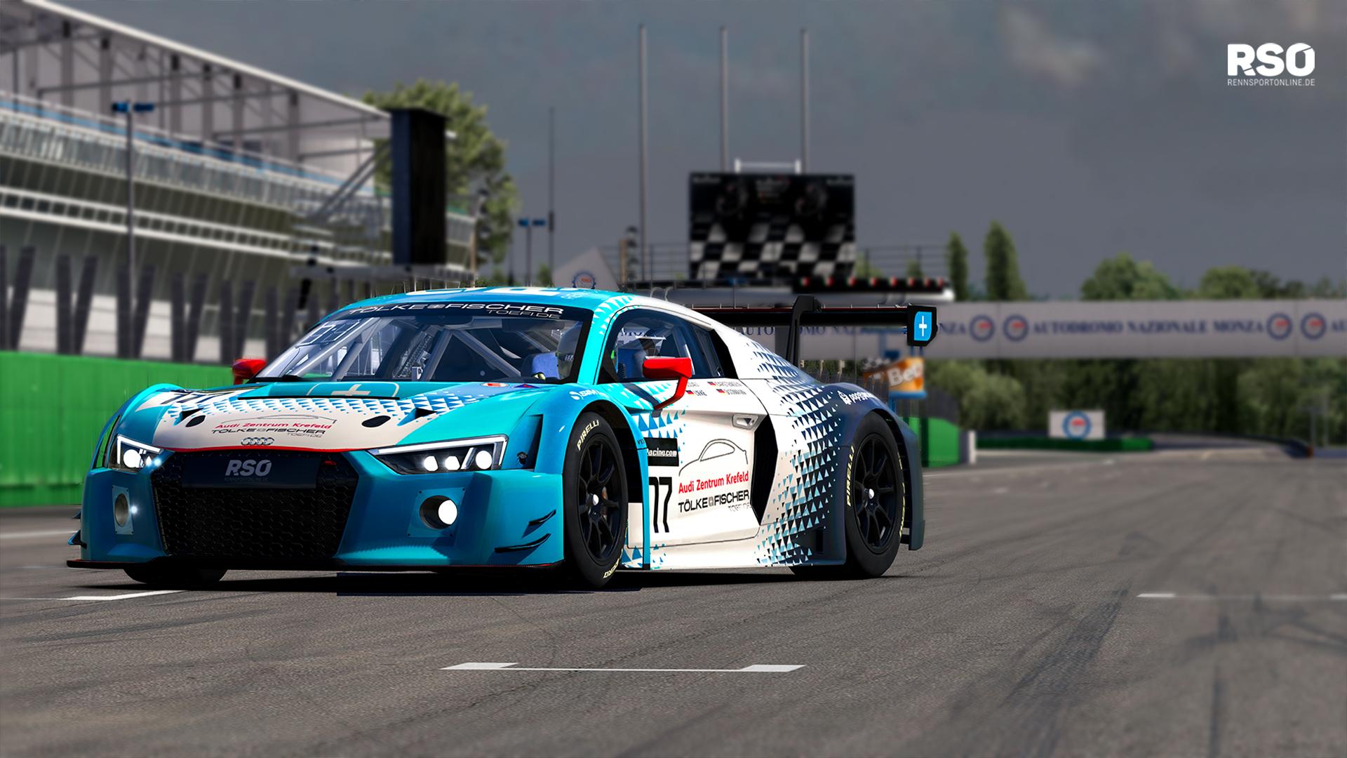 Audi R8 RSO