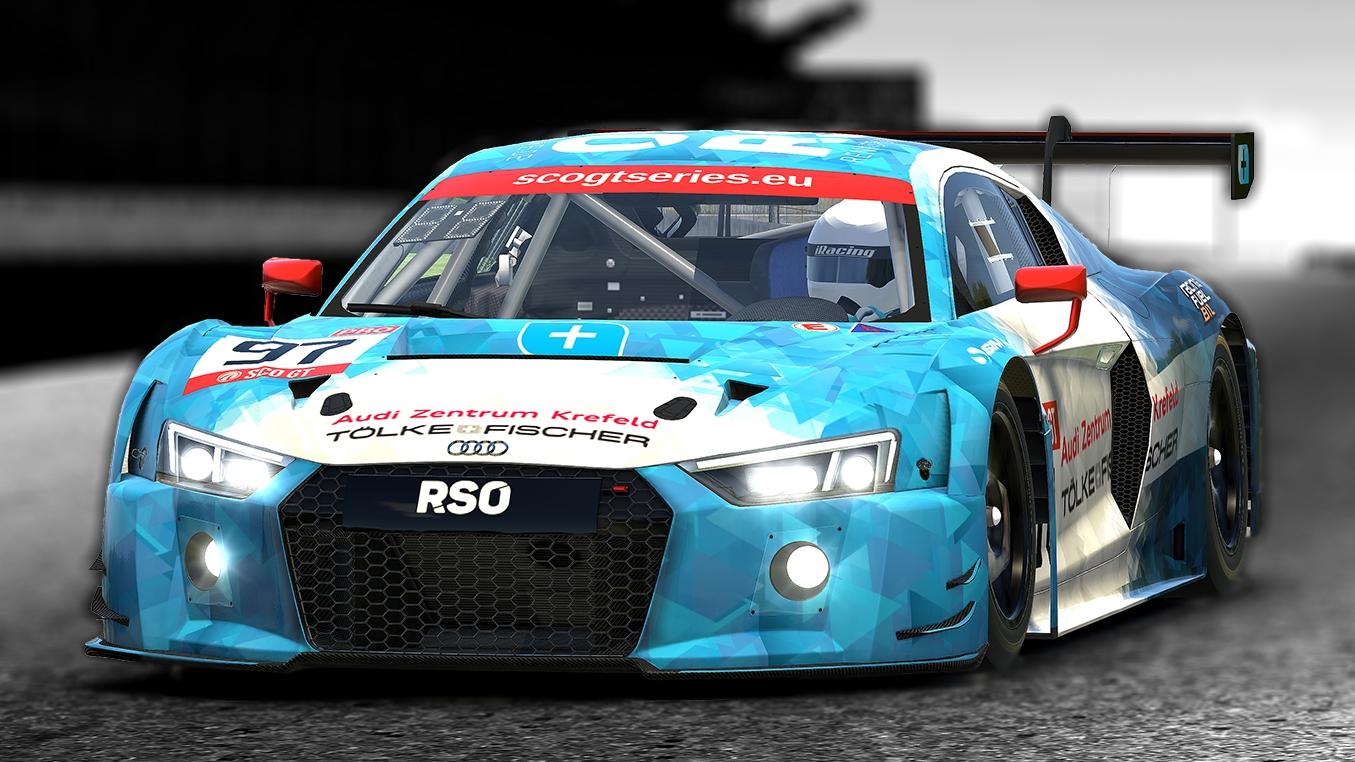 Audi R8 RSO SCO GT Series